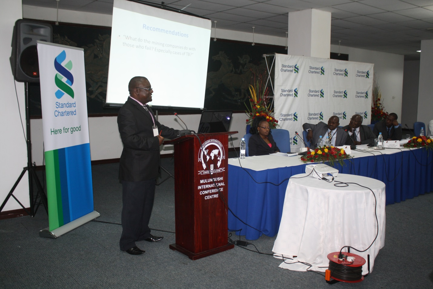 Chamber of Mines of Zambia » HIGHLIGHTS – 1st HSE Conference 2014