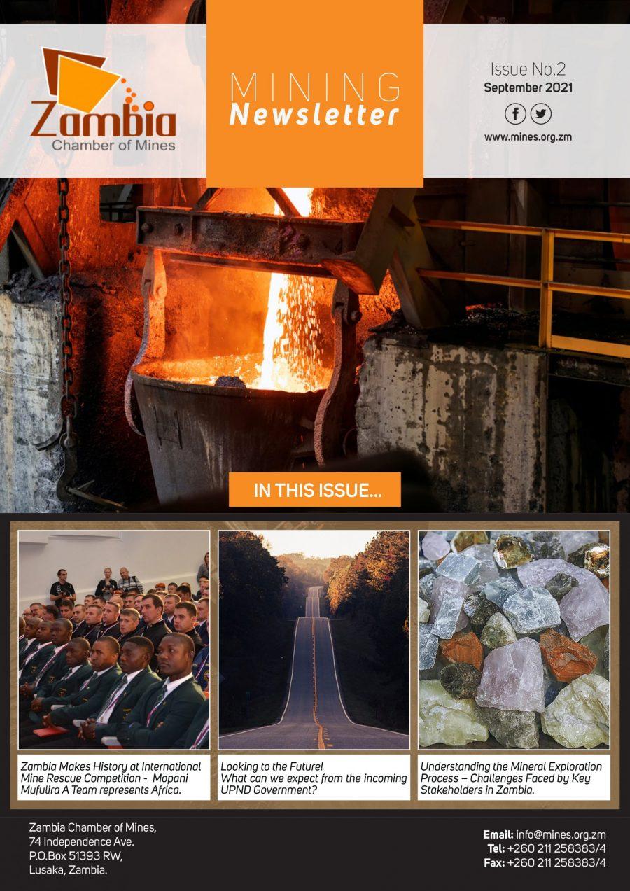 ZCM Newsletter - Sept 2021 edition